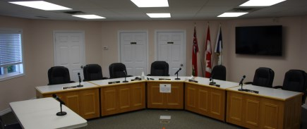 Image of Council chambers